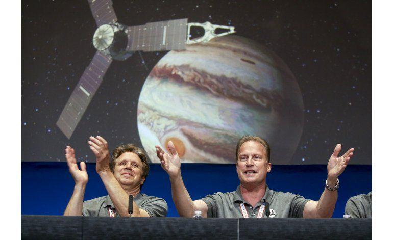 ¿Qué sigue en la misión de la sonda Juno en Júpiter?