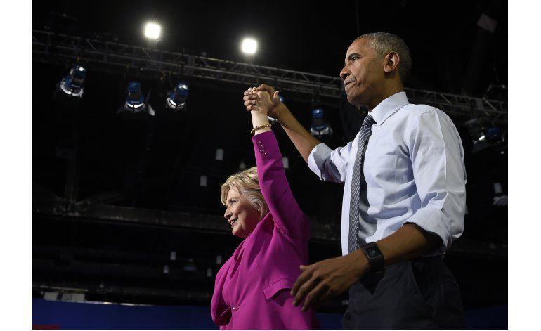 Análisis: Las dudas sobre carácter de Clinton podrían seguir