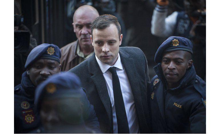 Pistorius, condenado a 6 años de prisión por asesinato