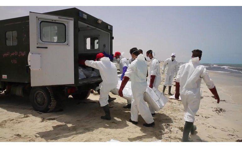 HRW denuncia abuso a migrantes que zarpan de Libia