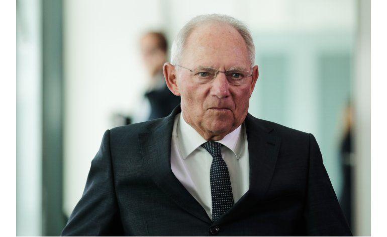 Alemania descarta cambios fiscales europeos por el Brexit