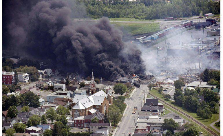 Canadá: Pueblo quiere que trenes dejen de pasar por centro