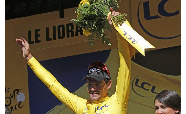 Van Avermaet gana primera etapa de montaña del Tour