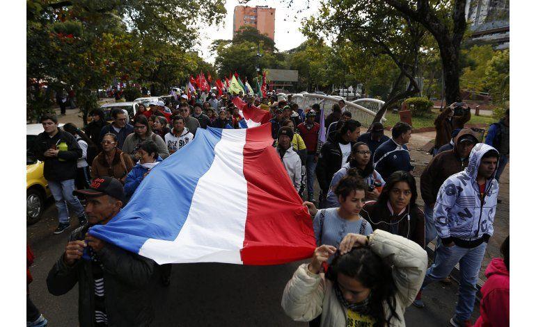 Paraguay: marchan por absolución a campesinos acusados