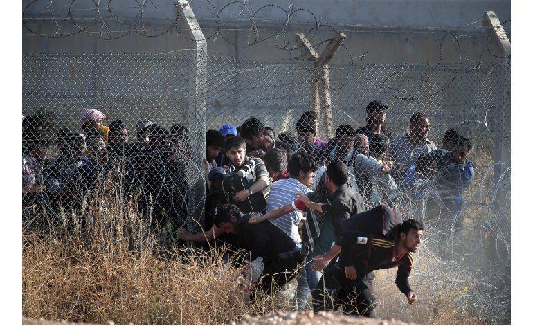 Muro fronterizo para impedir paso de extremistas en Turquía