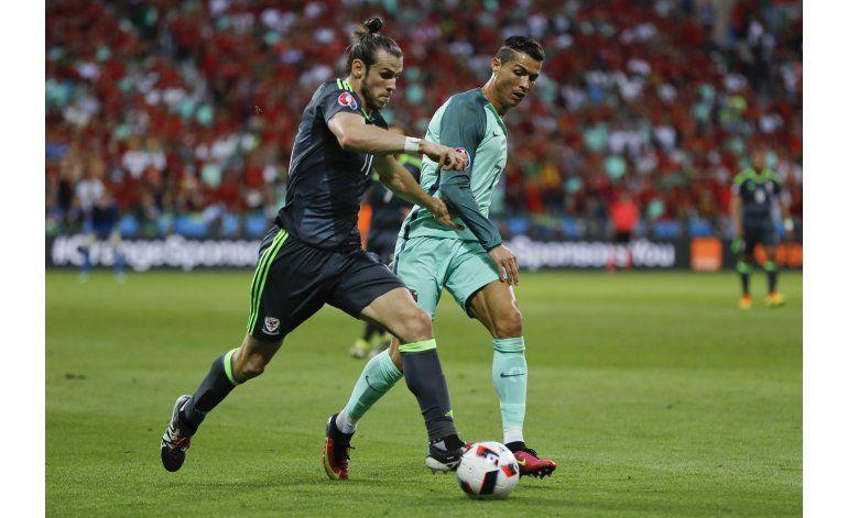 Cristiano pone a Portugal en la final de la Eurocopa