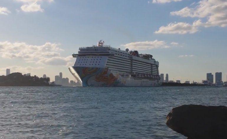 Miami-Dade y Royal Caribbean llegan a un acuerdo para construir nueva terminal de cruceros en el puerto de Miami