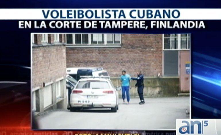El gobierno de Cuba habría sancionado ya a voleibolistas  acusado de violación en Finlandia