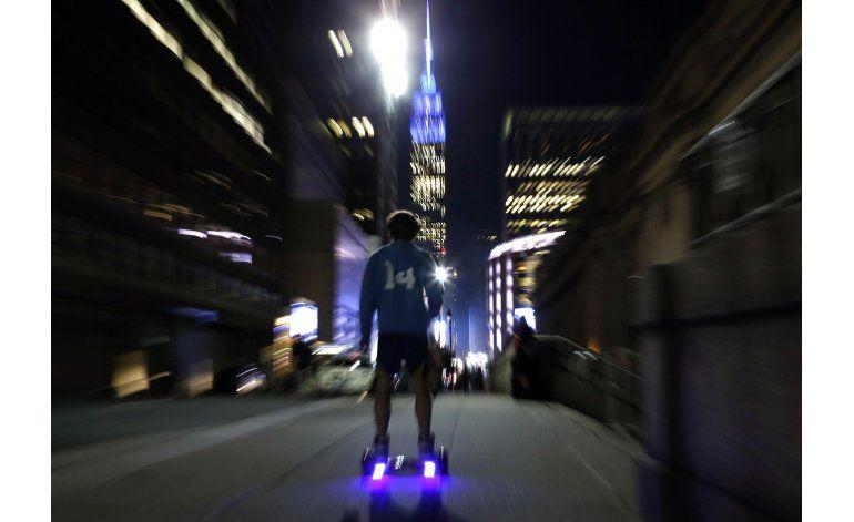 Retiran del mercado más de 500.000 hoverboards