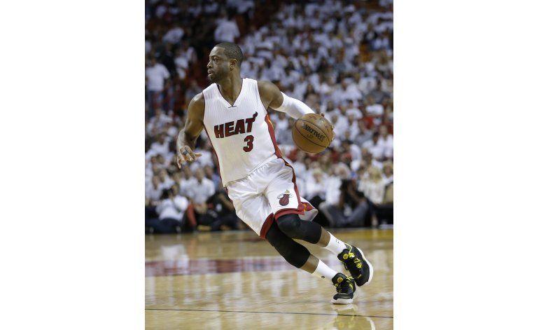 Wade se marcha del Heat a los Bulls