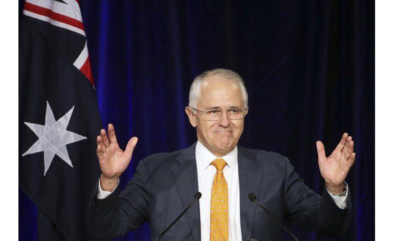 Gobierno Australia amplía ventaja en recuento tras generales