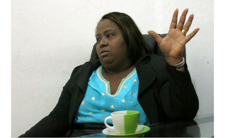 Ex prostituta espera revolucionar el Congreso dominicano