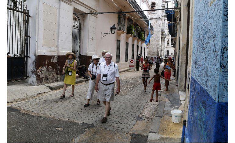 Llegada de estadounidenses a Cuba se incrementó 84%