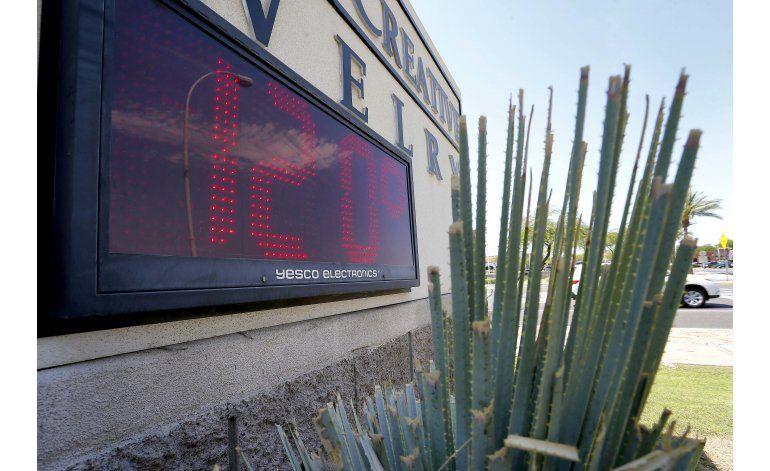 Nuevo récord climático en EEUU: el junio más caluroso