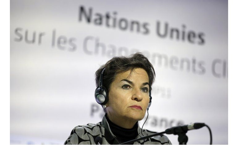 Costarricense Christiana Figueres se postula a liderar ONU