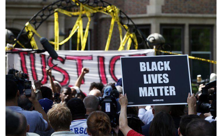 EEUU: Policías que matan a negros generan ira y miedo