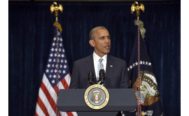 Obama pide a la policía eliminar la parcialidad en sus filas