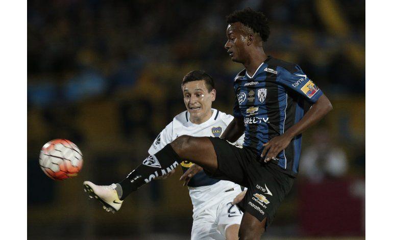 Independiente del Valle remonta y gana 2-1 a Boca