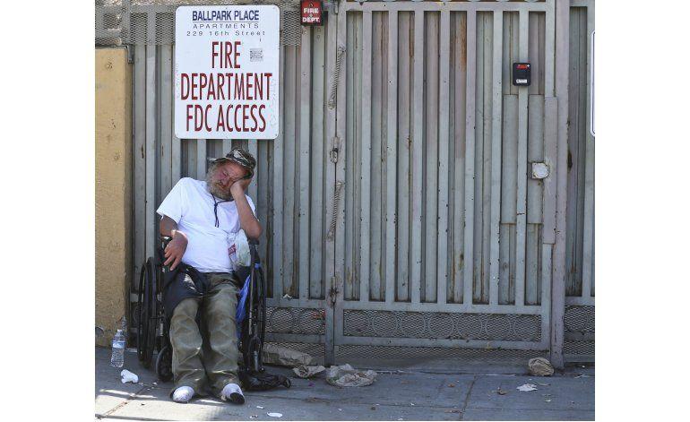 Un detenido en San Diego por ataques contra indigentes