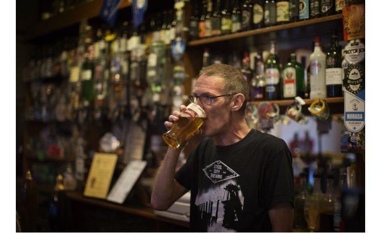 El último pub del barrio, símbolo del voto Brexit