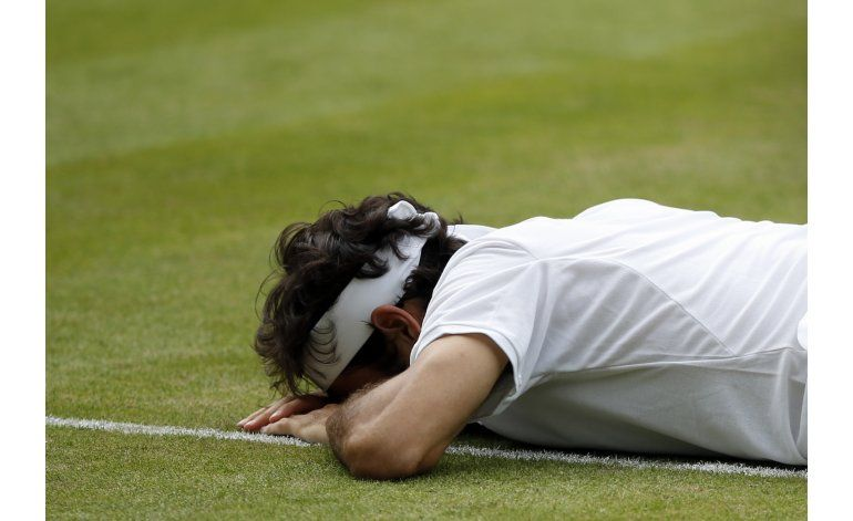 Murray y Raonic avanzan a la final de Wimbledon
