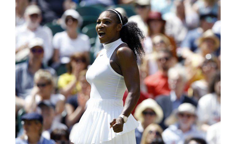 Kerber, otra vez el obstáculo entre Serena y su 22do GS