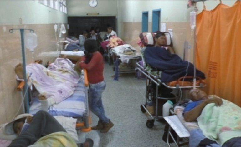 Hospitales venezolanos en terapia intensiva por falta de medicinas y equipos médicos