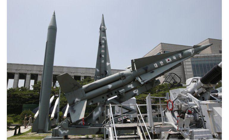 Corea del Norte dispara un misil desde un submarino