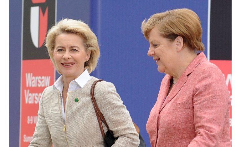 LO ULTIMO: Bélgica contribuirá 150 soldados para Lituania
