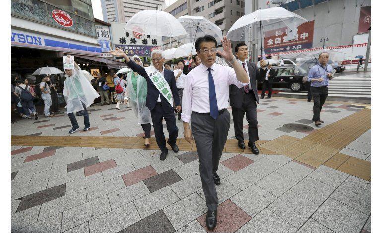 5 puntos clave de la elección para la cámara alta de Japón