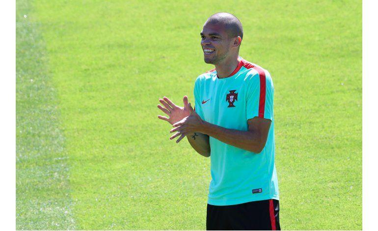 Pepe: Estoy en plenas condiciones físicas para jugar