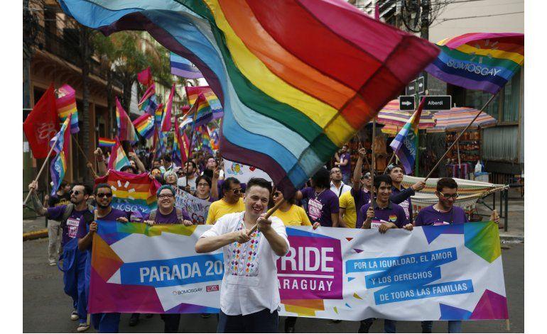 Líder gay paraguayo: hay más apertura tras visita del papa