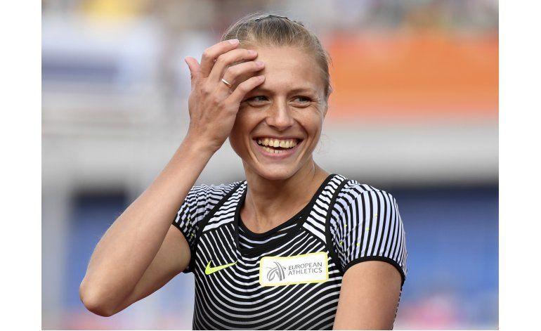 IAAF dice que la rusa Klishina podría competir como neutral