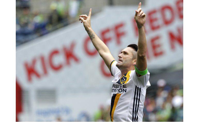 Gol de Keane le da triunfo al Galaxy sobre el Sounders