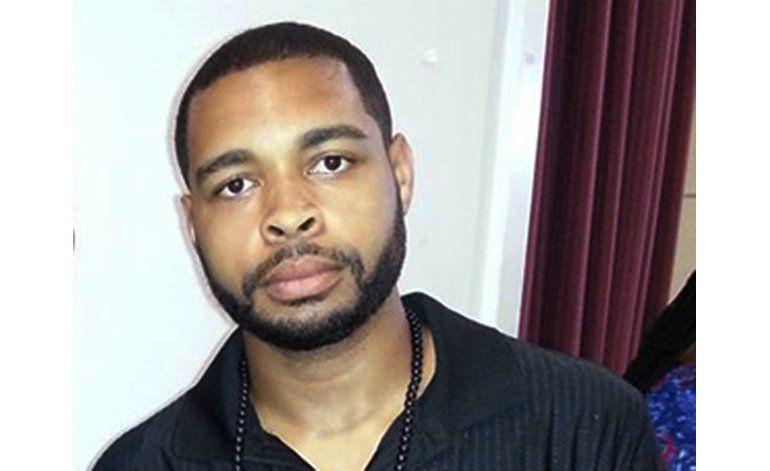 EEUU: Atacante garabateó letras con su sangre antes de morir