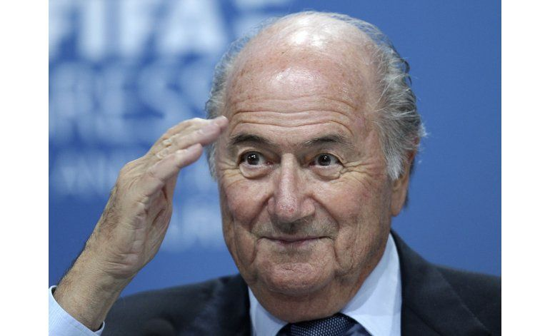 Joseph Blatter se somete a cirugía por cáncer de piel