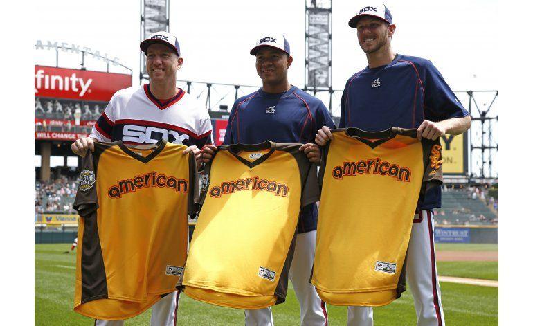 Quintana reemplaza a Salazar en el Juego de Estrellas