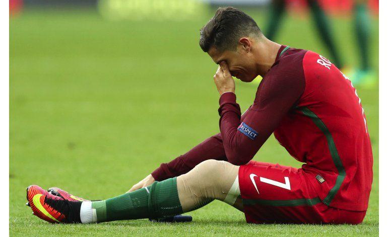 Portugal vence 1-0 a Francia y conquista la Eurocopa