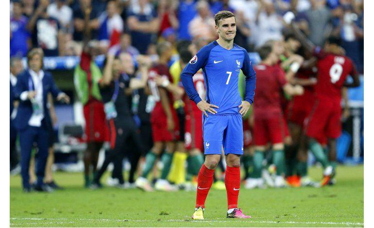 Francia pierde la puntería en el peor momento