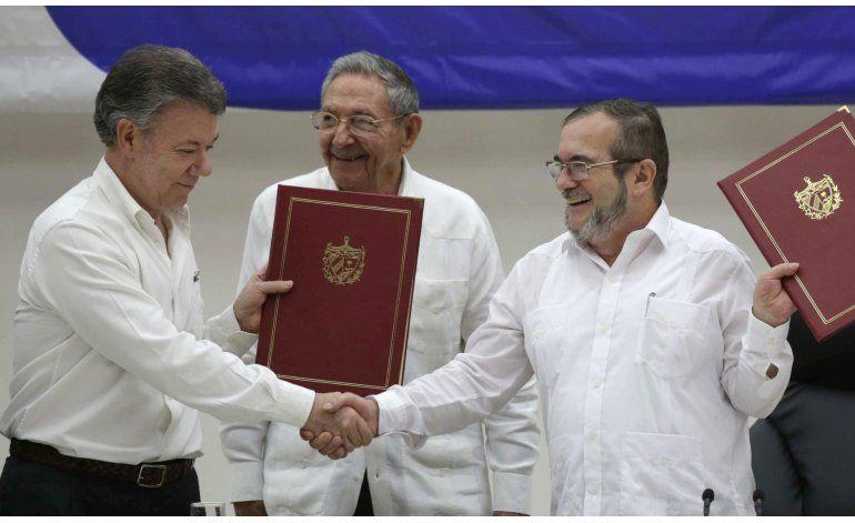 Chocan tropas colombianas con efectivos de las FARC