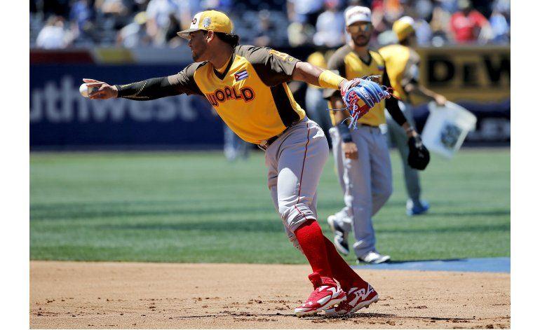 Promesas latinas en el béisbol tienen rostros muy distintos
