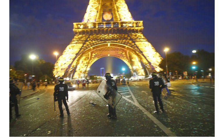 Francia pierde la Euro pero gana la batalla de la seguridad