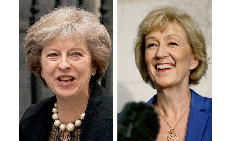 Theresa May será nueva primera ministra británica