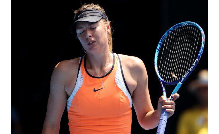 Posponen fallo de apelación de Sharapova; se pierde Río 2016