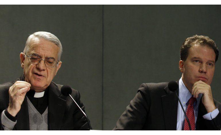 Nuevos voceros vaticanos son ex reportero de Fox y una mujer