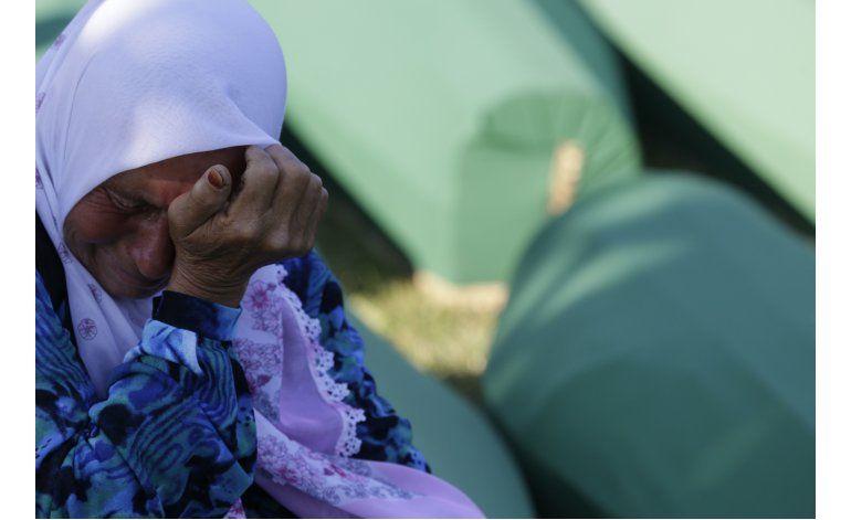 Recuerdan 21 años de la masacre de Srebrenica