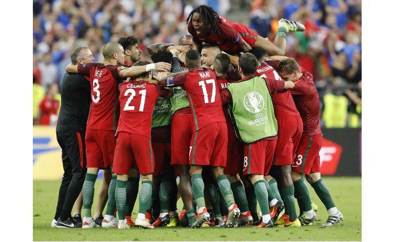 Un patito feo le puso corolario a una desabrida Eurocopa