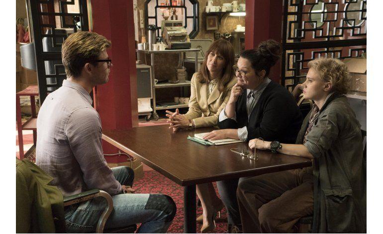 Reseña: Ghostbusters le gana a la misoginia