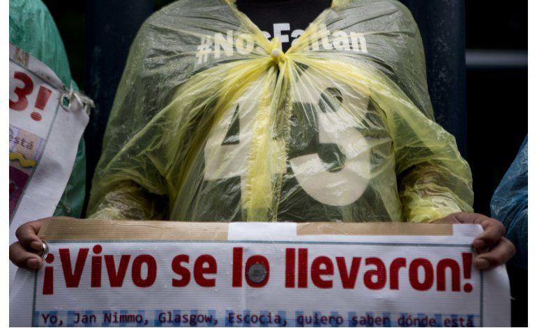 Informe: Estudiante de Ayotzinapa fue brutalmente torturado