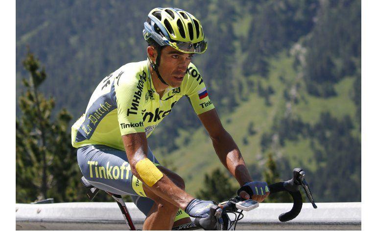 Contador no competirá en los Juegos Olímpicos de Río